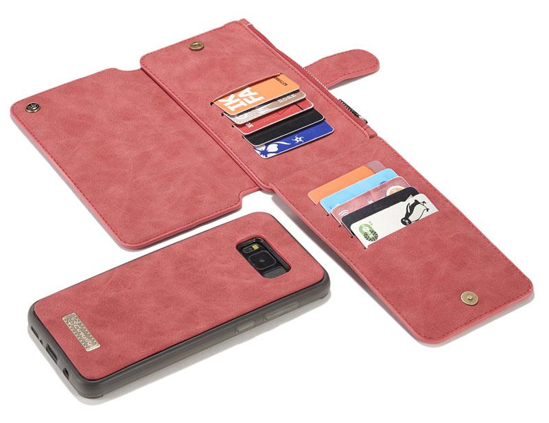 CaseMe Samsung Galaxy S8 Case Wallet Case