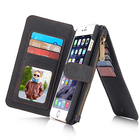 IPhone 6S 007 Wallet Case