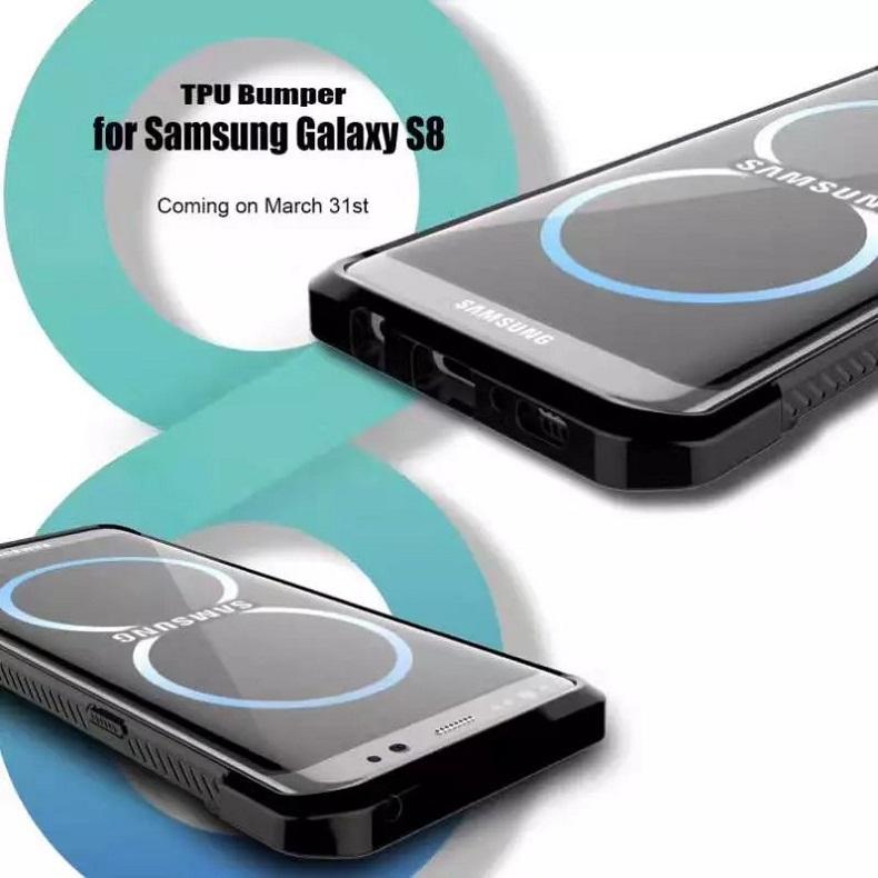 Samsung Galaxy S8 TPU Case