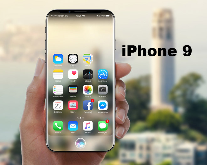 With The IPhone 8 On Horizon One Designer Has Taken A Glimpse Further Into Future Of Potential 9 Whether Apple Will Choose To Brand