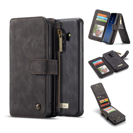 CaseMe-007-Samsung-Galaxy-S9-Plus-Wallet-Cases-1
