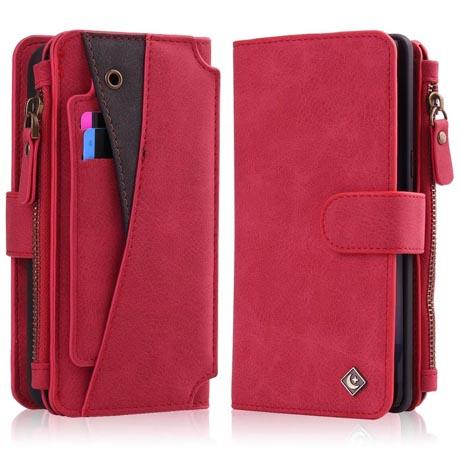 52fd29a14b3 Samsung Case POLA Samsung Galaxy Note 8 Wallet Case Red. Sale!  39.99  26.99