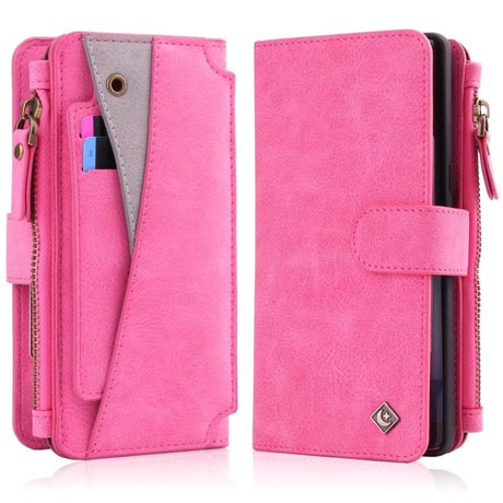a3e641906d8 ... POLA Samsung Galaxy Note 8 Wallet Case Rose Red. Sale!  39.99  26.99