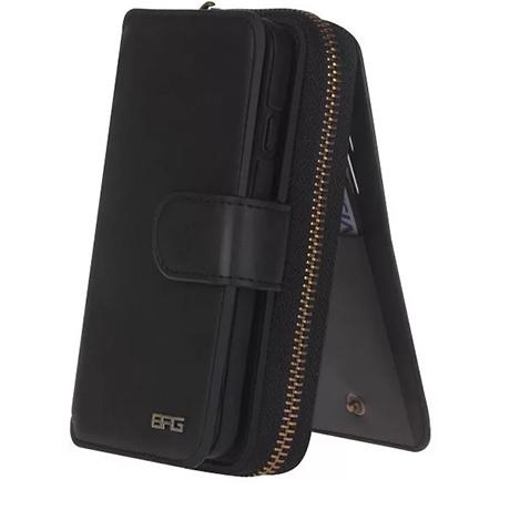 BRG iPhone 8 Zipper Wallet Case