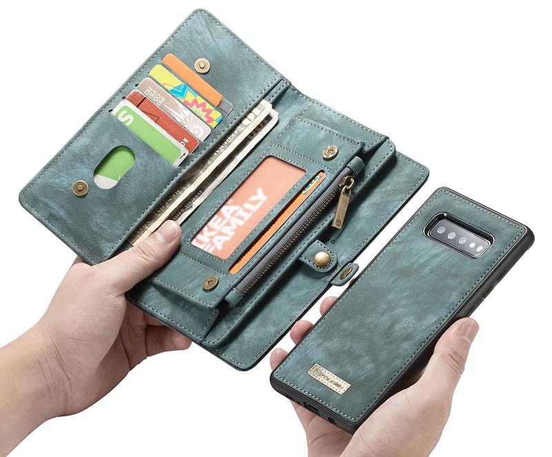 CaseMe Samsung Galaxy S10 wallet case