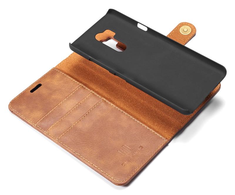 DG.MING LG G7 ThinQ Detachable Wallet Case