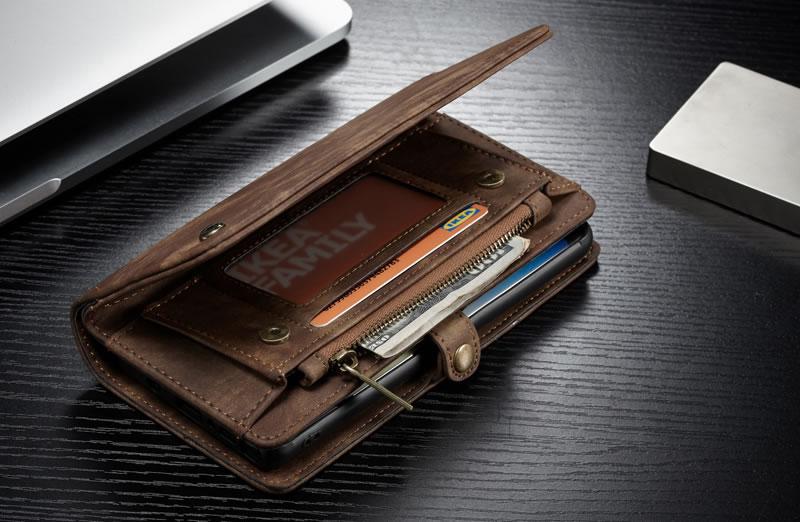 CaseMe Samsung Galaxy Note 10 Wallet Case