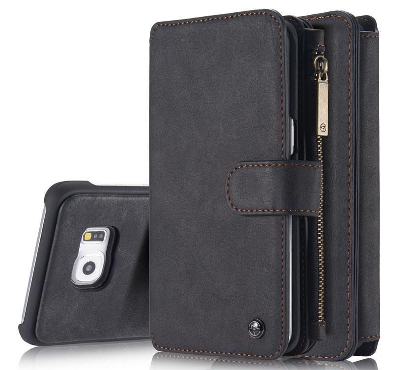 CaseMe Samsung Galaxy S6 Edge Plus wallet case