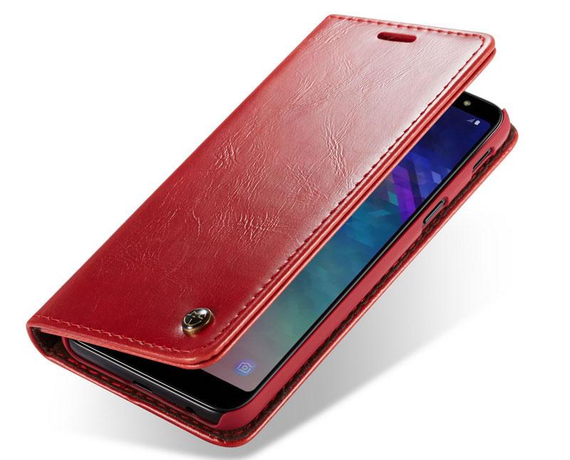 CaseMe Samsung Galaxy A8 2018 wallet case