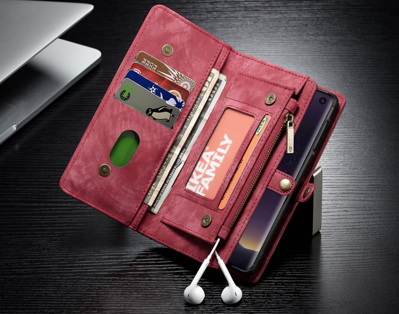 CaseMe Samsung Galaxy S10e wallet case