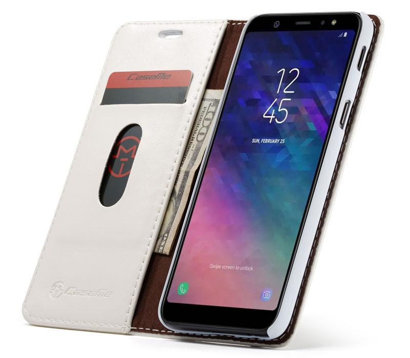 CaseMe Samsung Galaxy A6 2018 Wallet Case