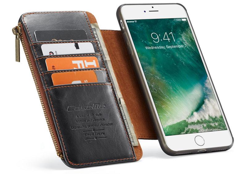 CaseMe iPhone 7 Plus wallet case