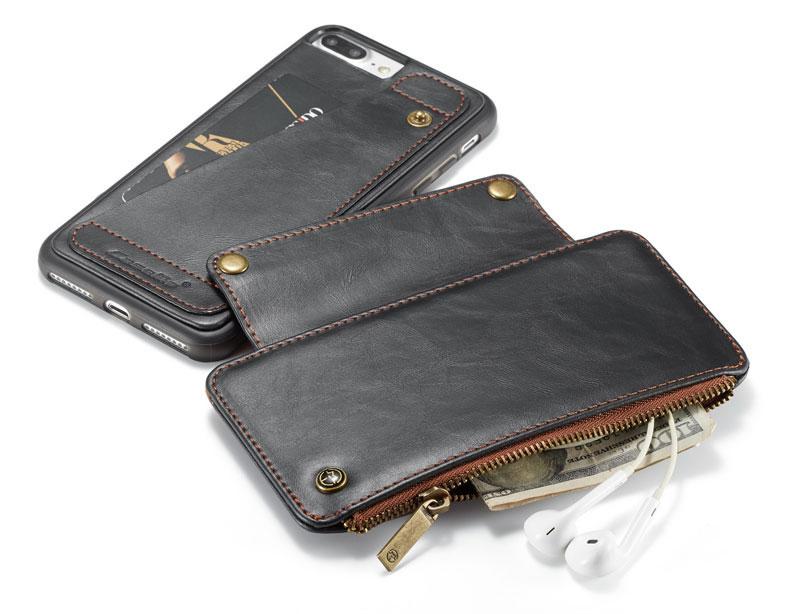 CaseMe iPhone 8 Plus wallet case