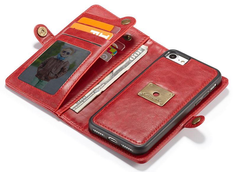 CaseMe iPhone 7 wallet case