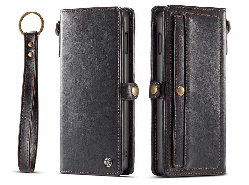 CaseMe Samsung Galaxy S10e Leather Wallet Case