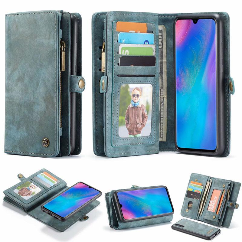 caseme huawei p30 wallet case