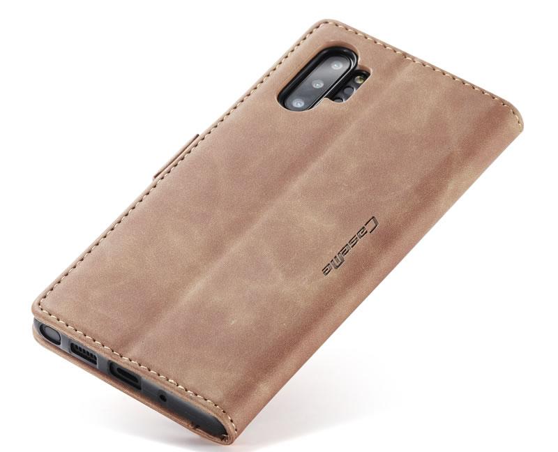 CaseMe Samsung Galaxy Note 10 Plus Leather Wallet Case