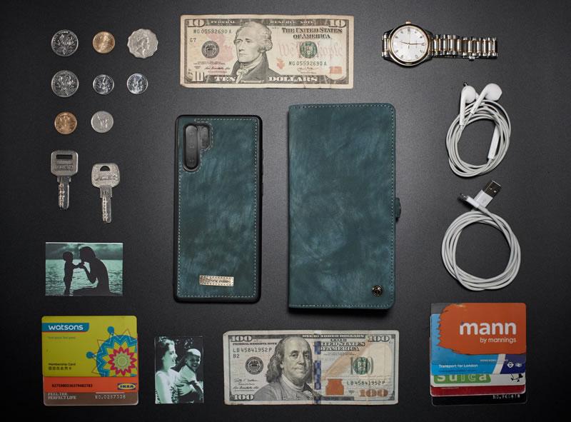 CaseMe Samsung Galaxy Note 10 Plus Wallet Case