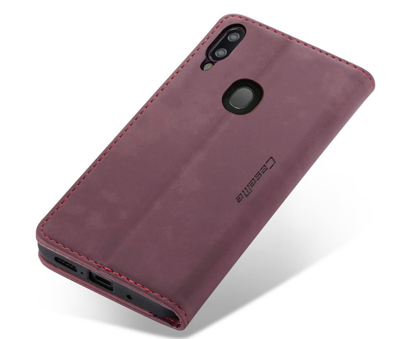 CaseMe Samsung Galaxy A30 Leather Wallet Case