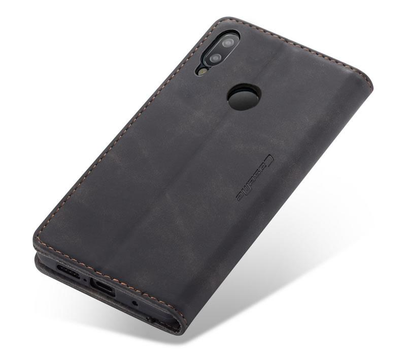 CaseMe Samsung Galaxy M20 Leather Wallet Case