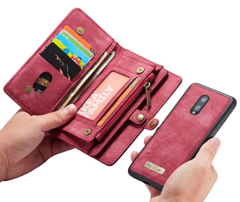 CaseMe OnePlus 7 Wallet Case