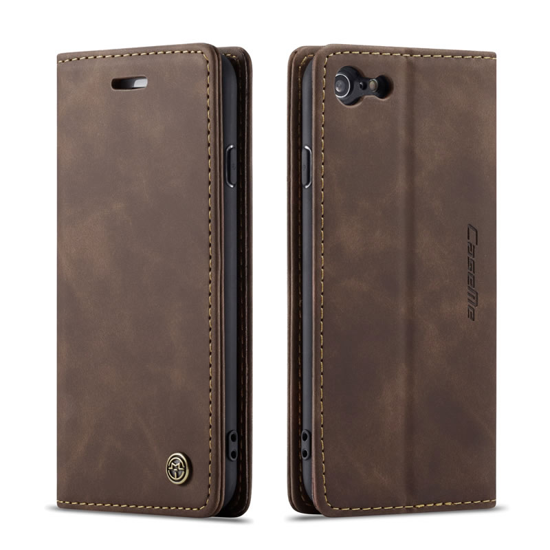CaseMe iPhone 6S Leather Wallet Case