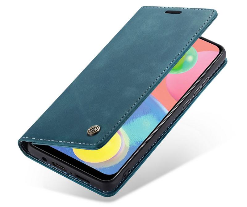 CaseMe Samsung Galaxy A70S Leather Wallet Case