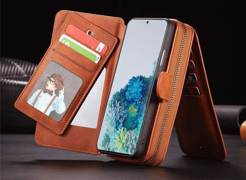 BRG Samsung Galaxy S20 Ultra wallet case