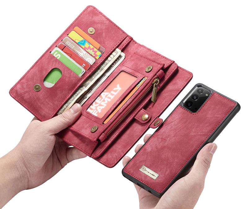 CaseMe Samsung Galaxy Note 20 wallet case