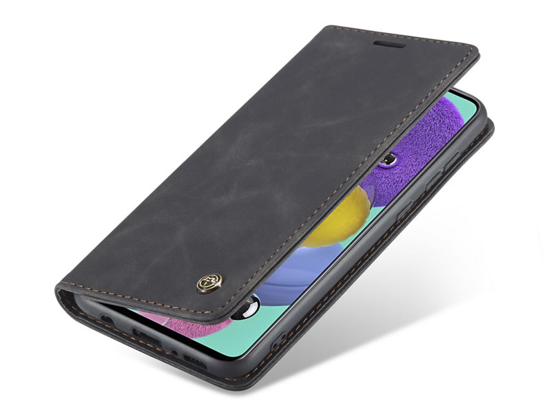 CaseMe Samsung Galaxy A51 Leather Wallet Case