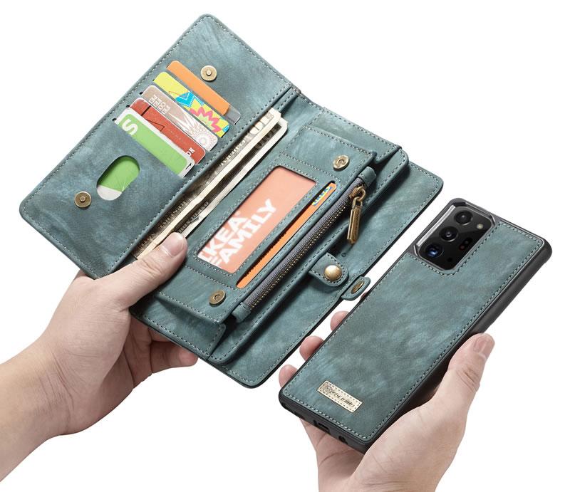 CaseMe Samsung Galaxy Note 20 Ultra wallet case