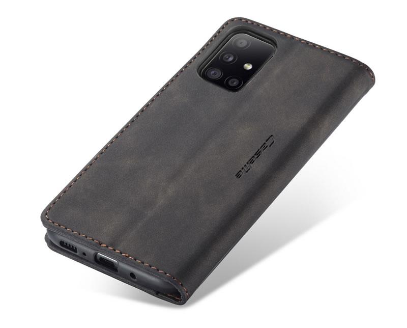 CaseMe Samsung Galaxy A31 Leather Wallet Case