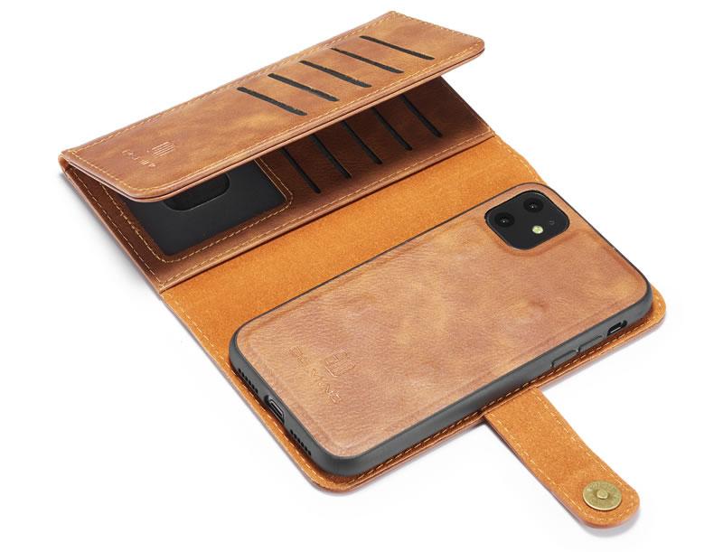 DG.MING iPhone 11 Wallet Case