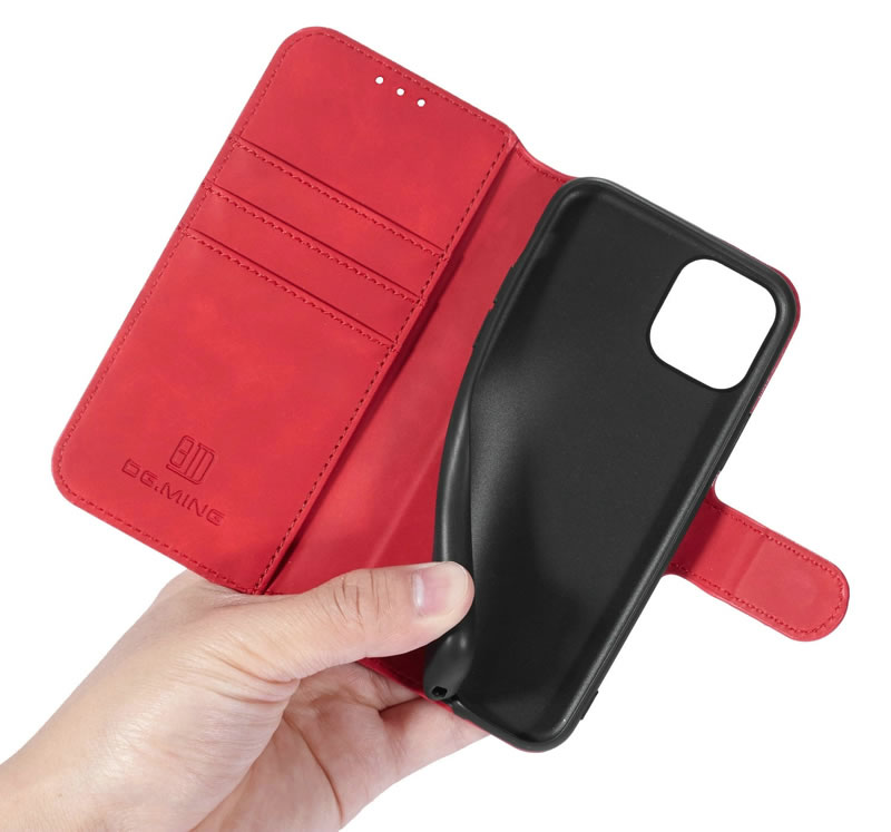 DG.MING iPhone 11 Pro Retro Case