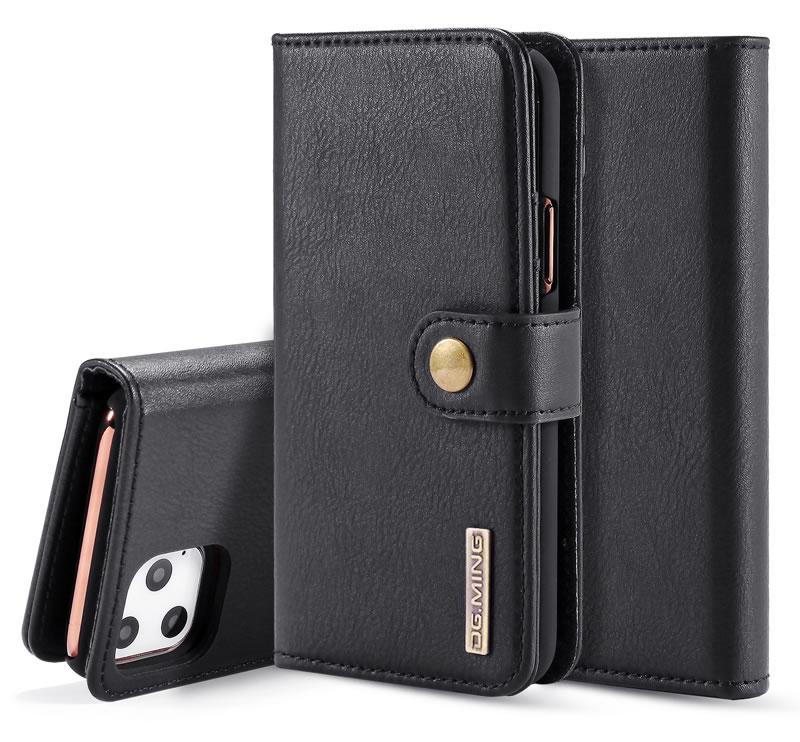 DG.MING iPhone 11 Pro Wallet Case