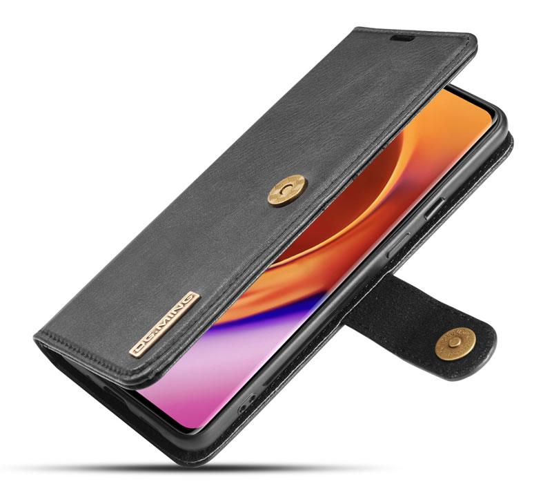 DG.MING OnePlus 8 Pro Wallet Case