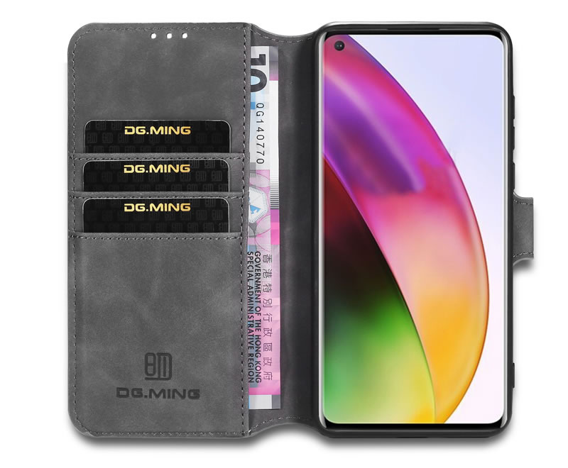 DG.MING OnePlus 8 Retro Case
