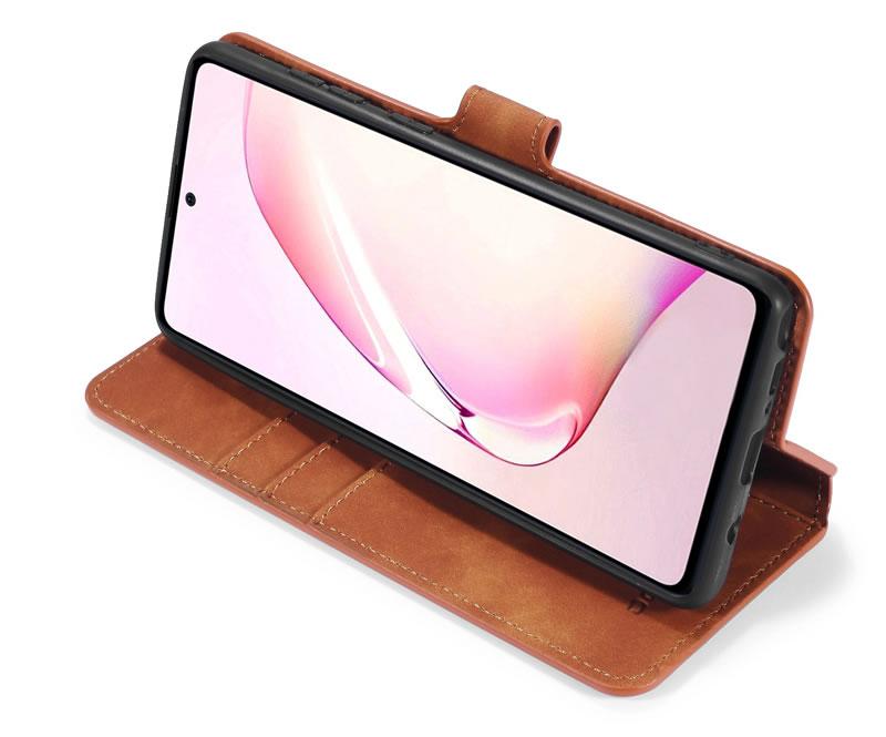 DG.MING Samsung Galaxy A91 Retro Case
