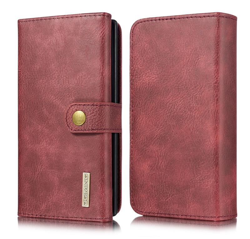 DG.MING Samsung Galaxy Note 10 Plus Wallet Case