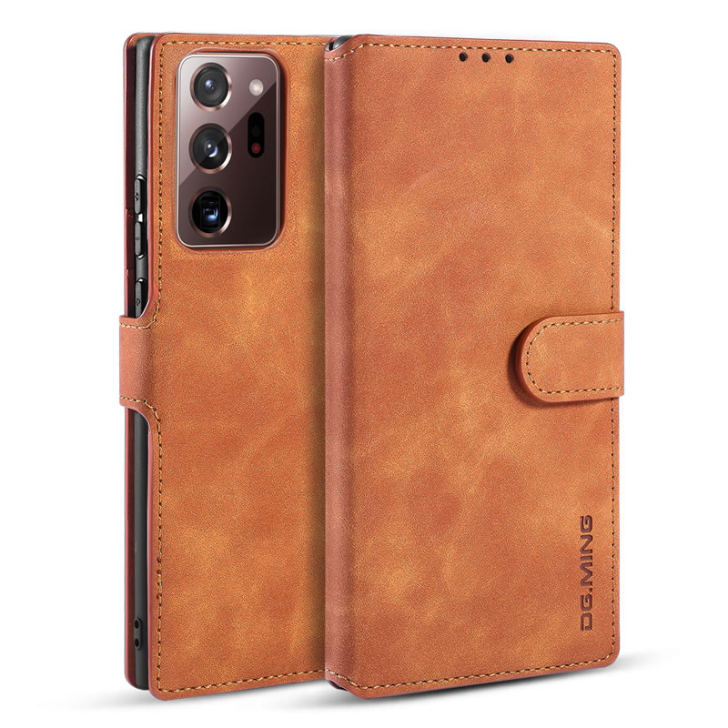 DG.MING Samsung Galaxy Note 20 Ultra Retro Case