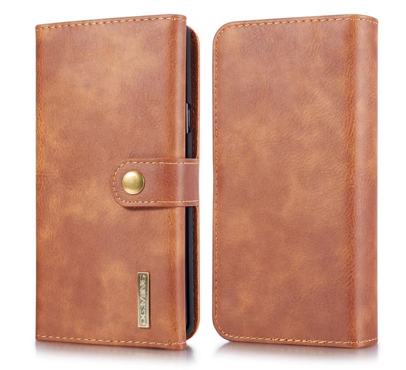 DG.MING Samsung Galaxy Note 9 Wallet Case