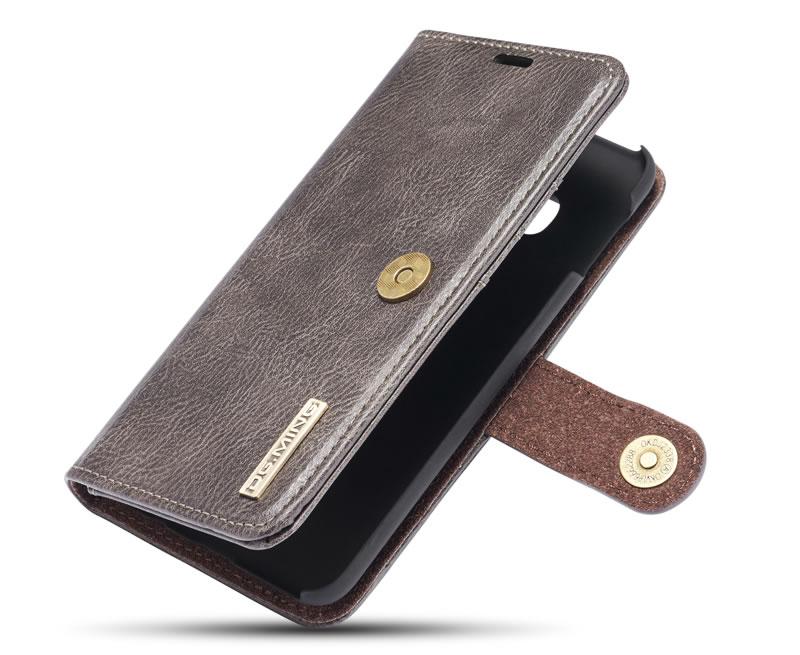 DG.MING Samsung Galaxy S10e Wallet Case