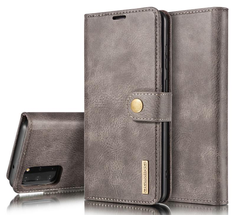 DG.MING Samsung Galaxy S20 Ultra Wallet Case