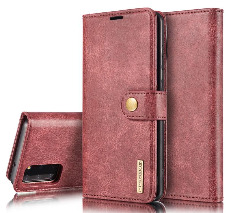 DG.MING Samsung Galaxy S20 Plus Wallet Case