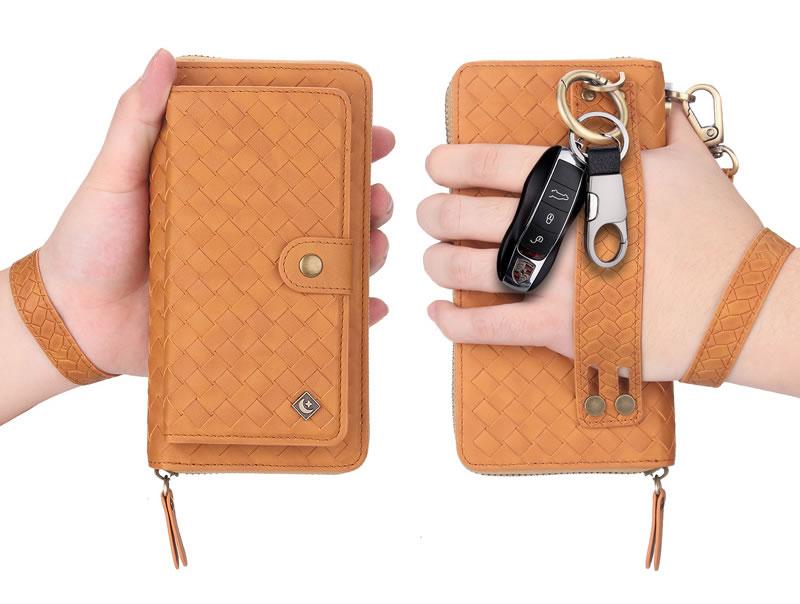 POLA iPhone 11 Pro Max Woven Case