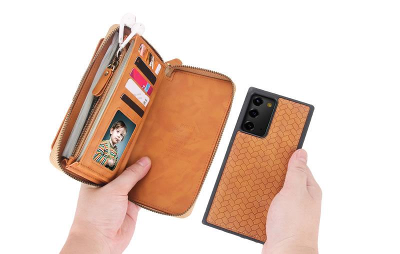 POLA Samsung Galaxy Note 20 Woven Case