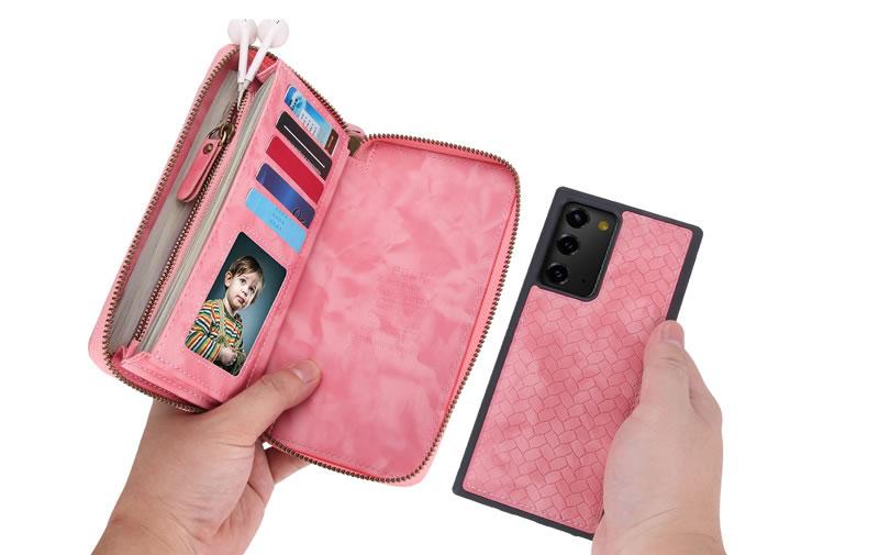 POLA Samsung Galaxy Note 20 Ultra Woven Case