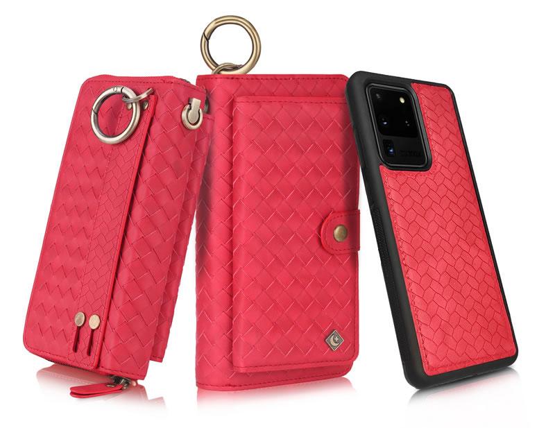 POLA Samsung Galaxy S20 Ultra Woven Case