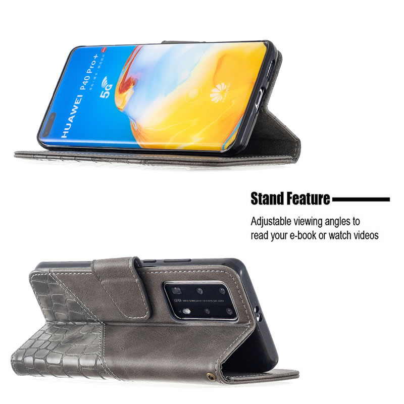 Binfen Color Huawei P40 Pro Leather Case