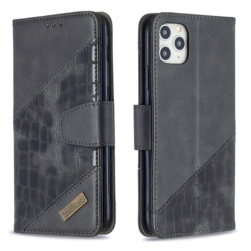 Binfen Color iPhone 11 Pro Leather Case